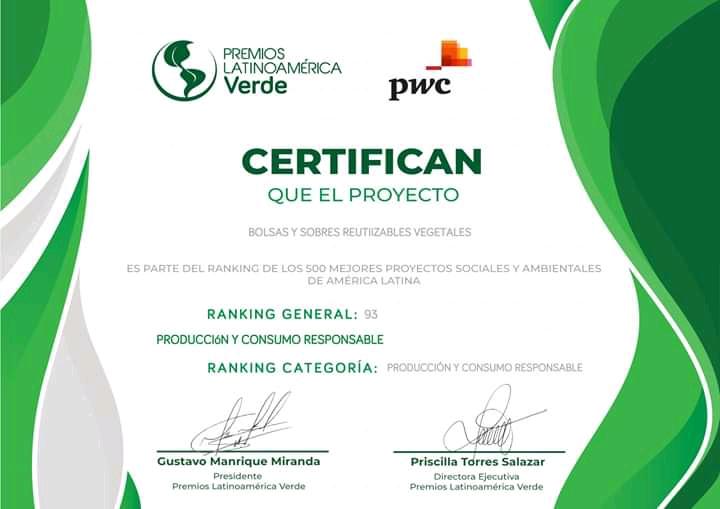 Premio Latinoamericana
